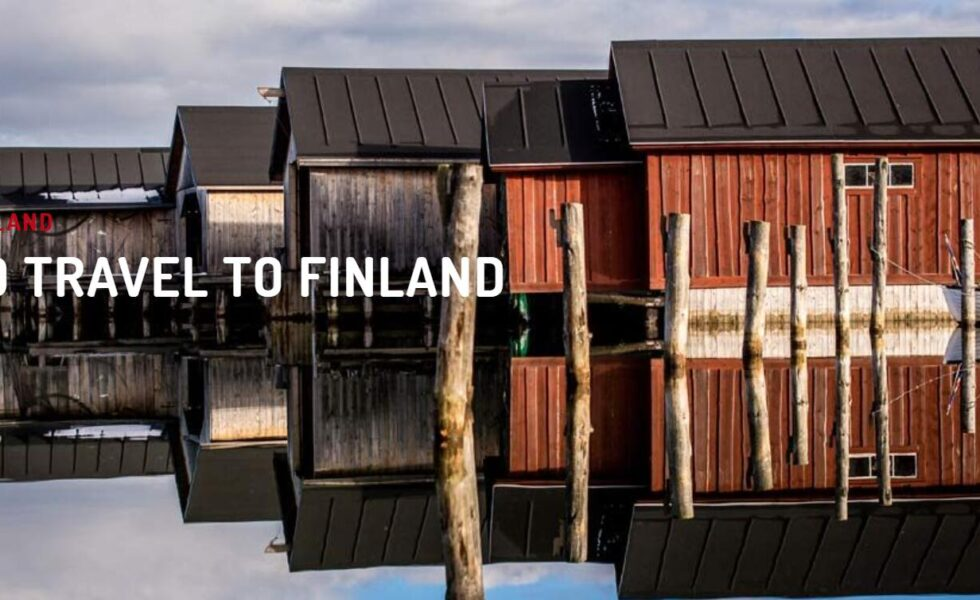 HOW TO TRAVEL TO FINLAND