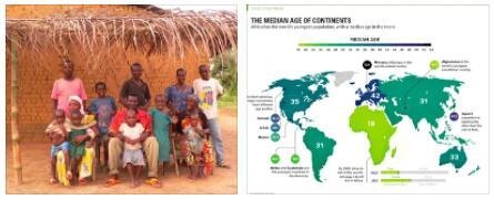 Africa Demographic Structure