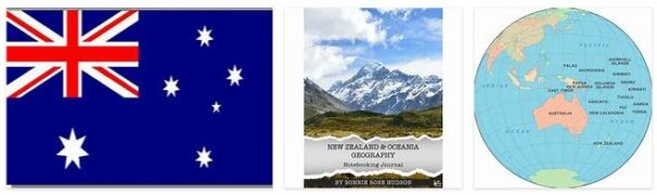 Oceania Geography