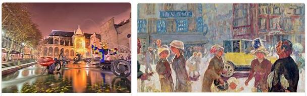 France Arts and Culture